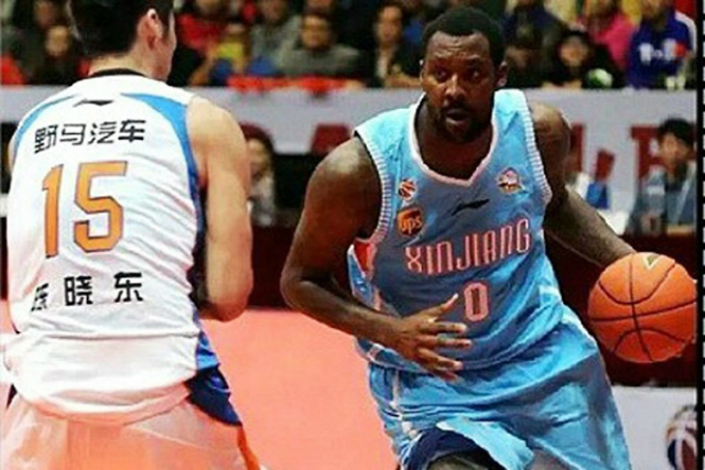 Andray Blatche's 37 Lead Tigers In China Playoffs : BlacktopTV