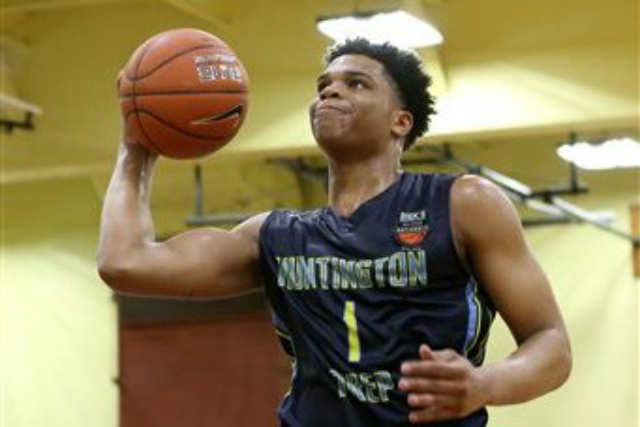Watch MSU Frosh Miles Bridges Score 33 In Debut