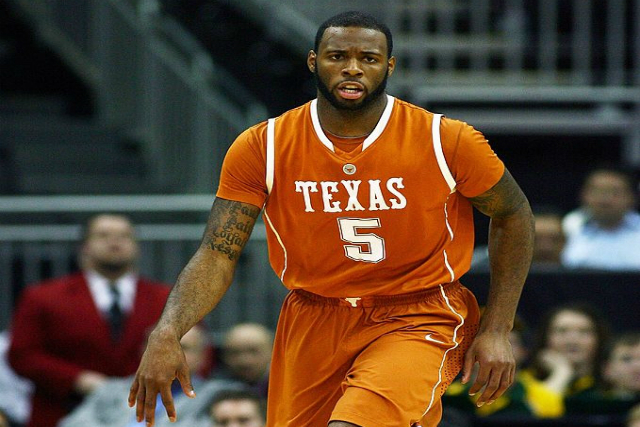 Texas' Damion James Scores 26 In Puerto Rico
