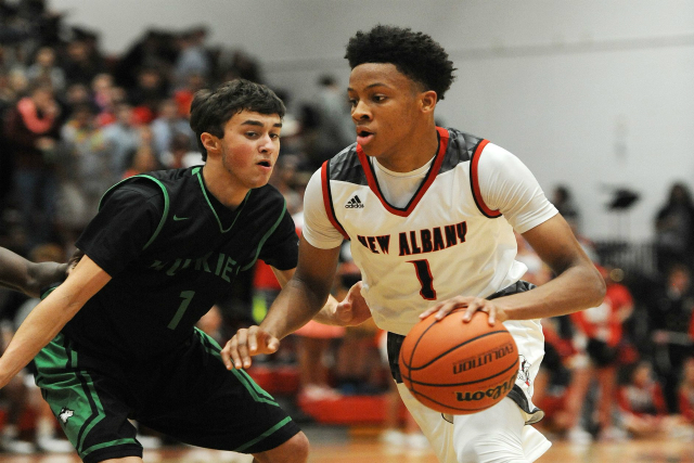 Watch No. 3 Jr Romeo Langford Highlights (VIDEO)
