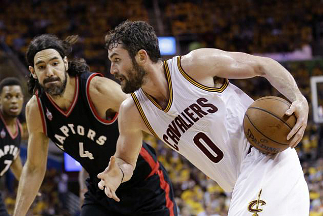 Kevin Love: Cavs Are Not Finals Underdogs