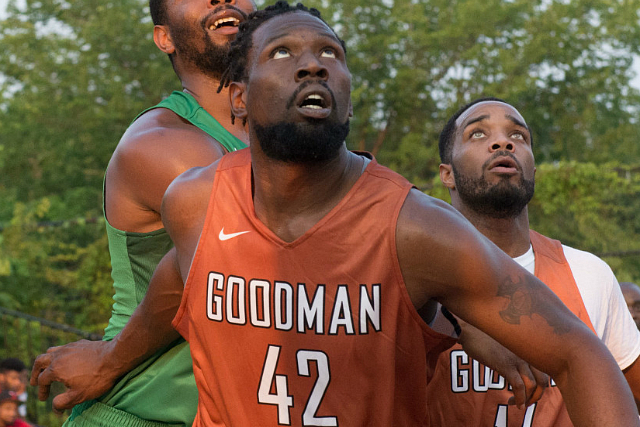 Goodman League Wk 4: Mazerati Wants To Stay Elite