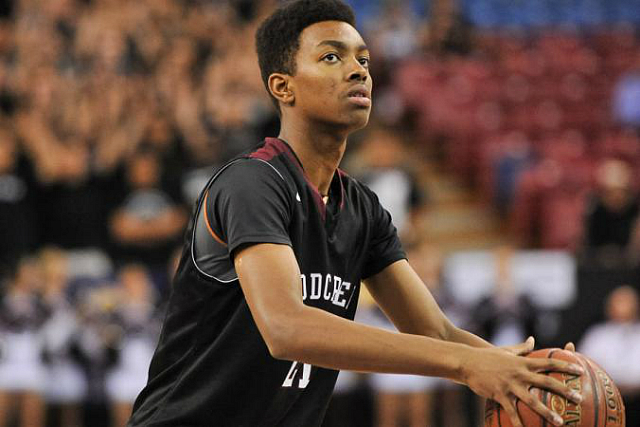 Watch No. 30 Sr Jordan Brown Highlights (VIDEO)