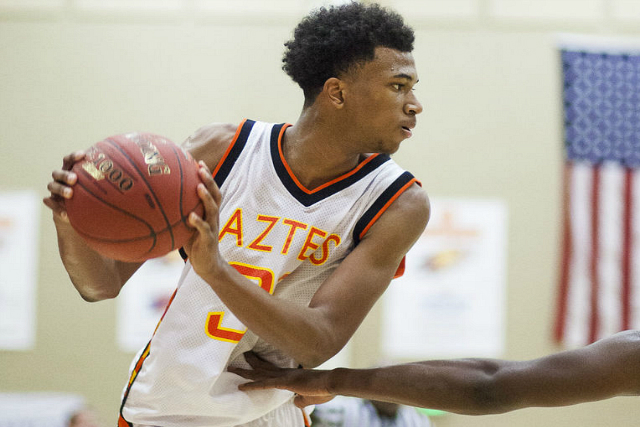 No. 1 Jr Marvin Bagley Drops 32 In Drew League
