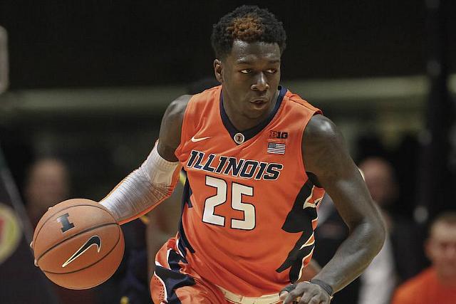 Oakland Gets Illinois Transfer Kendrick Nunn