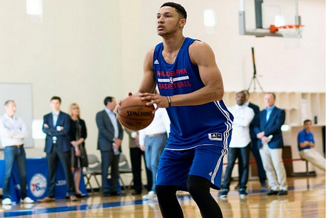 No. 1 Pick Ben Simmons Breaks Foot: Out 8 Weeks