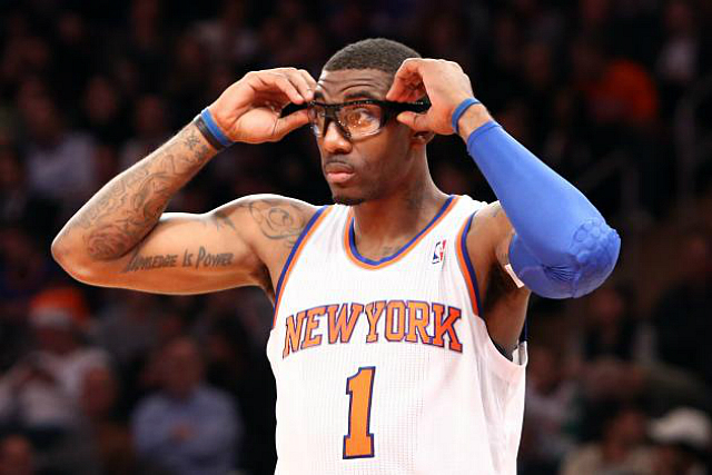 Amar'e Stoudemire To Play In Israel With Hapoel Jerusalem
