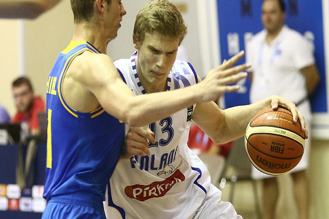 Arizona's Markkanen Top Scorer At FIBA Euro U20s