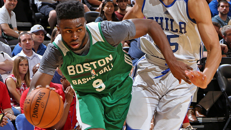 Cal's Jaylen Brown Scores 20 In NBA Summer League