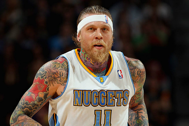 Cavs Sign Chris 'Birdman' Andersen