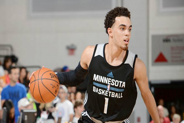 Duke's Tyus Jones Named NBA Summer League MVP