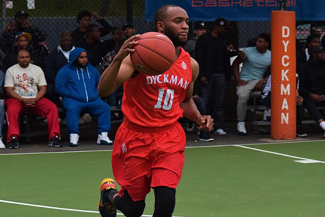 Dyckman League Wk. 4: Troy Marcus' 20 Lead Team Kemba