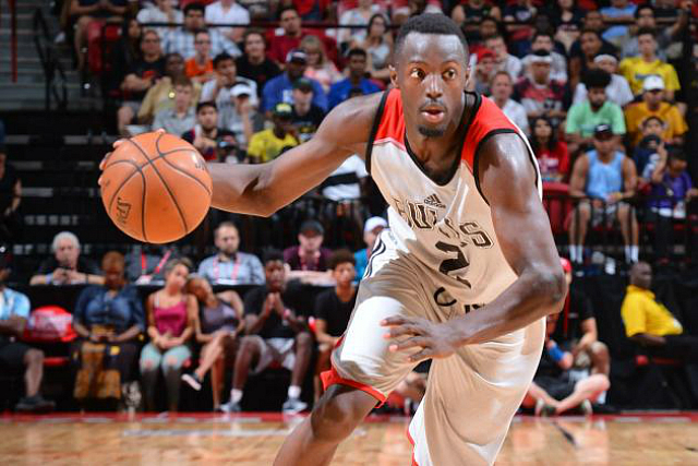 Jerian Grant's 24 Leads Bulls To NBA Summer League Title