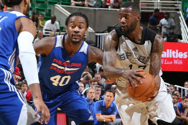 Houston's Jonathon Simmons Scores 35 In NBA Summer League