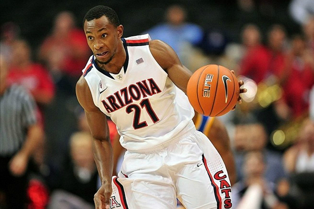 Arizona's Kyle Fogg Scores 58 In China