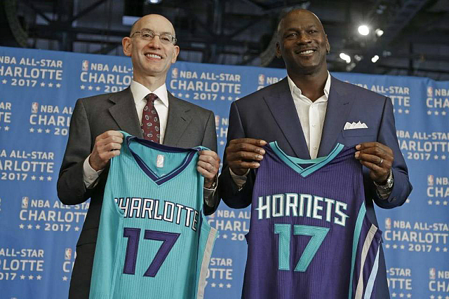 NBA Moves 2017 All-Star Game From Charlotte