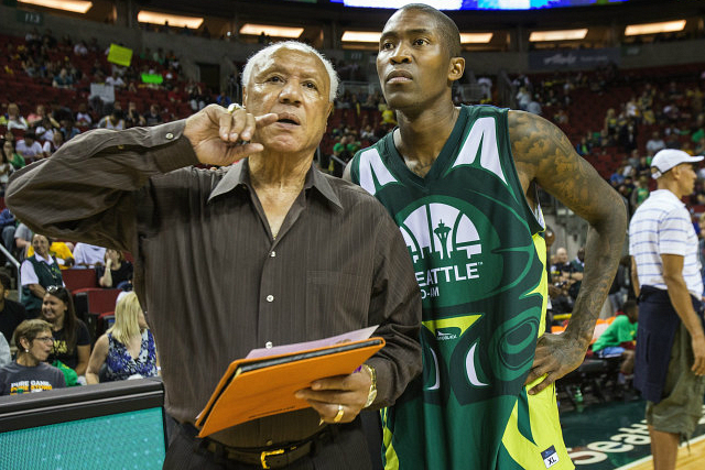 Jamal Crawford's 35 Lead BB To Seattle Pro-Am Title