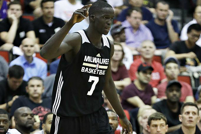 Thon Maker Has 17 Pts, 17 Boards In Summer League