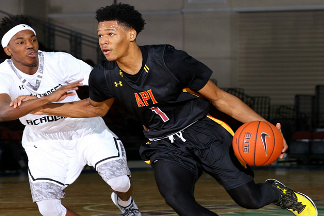 Duke Gets No 5 Sr Trevon Duval