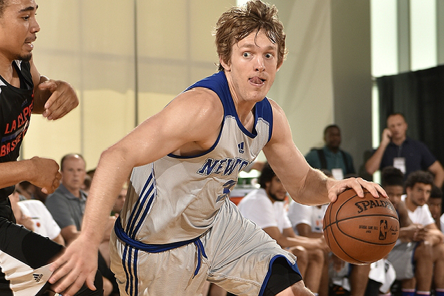Wichita St's Ron Baker Scores 22 In NBA Summer League