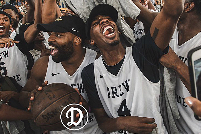 Casper Ware's 31 Lead BB4L To Drew League Title