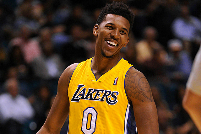 Lakers' Nick Young Forgives D'Angelo Russell
