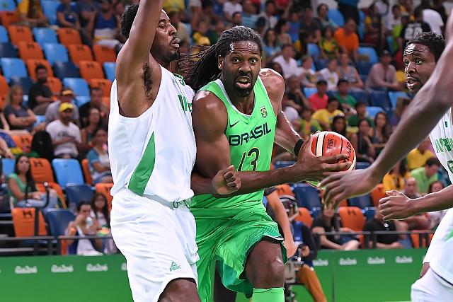 Nene's 19 Lead Brazil Past Nigeria 86-69 In Rio