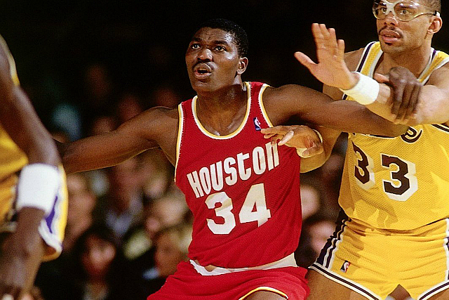 Olajuwon To Be Inducted To FIBA Hall of Fame