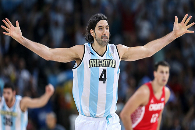 NBA's Luis Scola Scores 45 In China