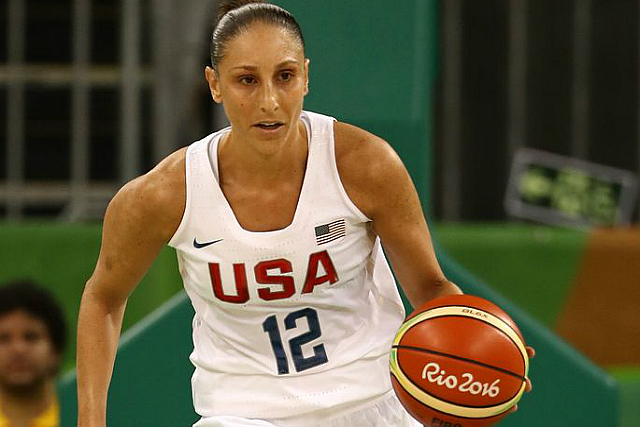 USA Olympic Women Crush Senegal In Rio Opener