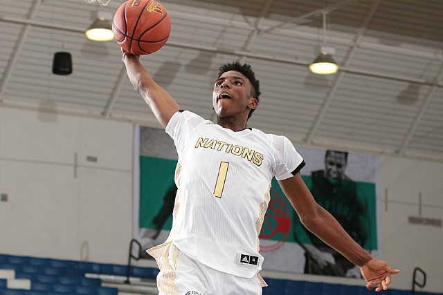 Kentucky Gets No. 11 Sr Hamidou Diallo