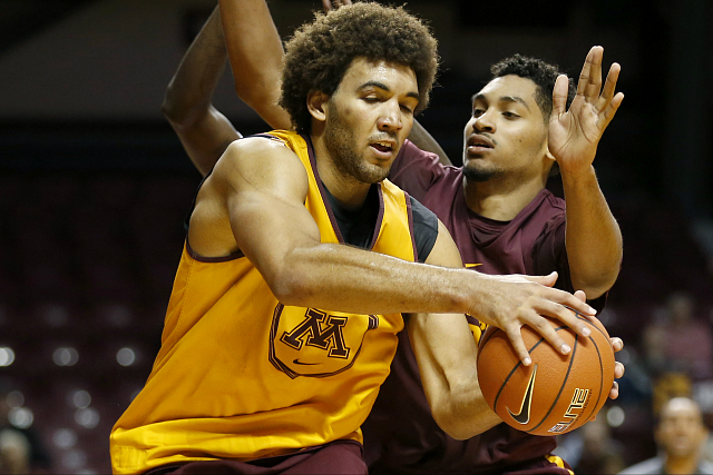 Minnesota's Reggie Lynch Cleared To Play