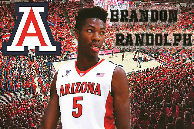 Frosh Brandon Randolph's 21 Leads Arizona In Spain