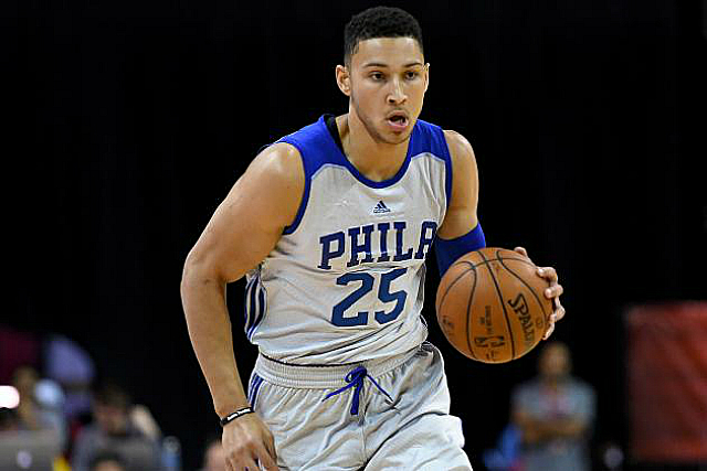 76ers' Simmons No. 1 Rookie In PPG, RBG & Assists