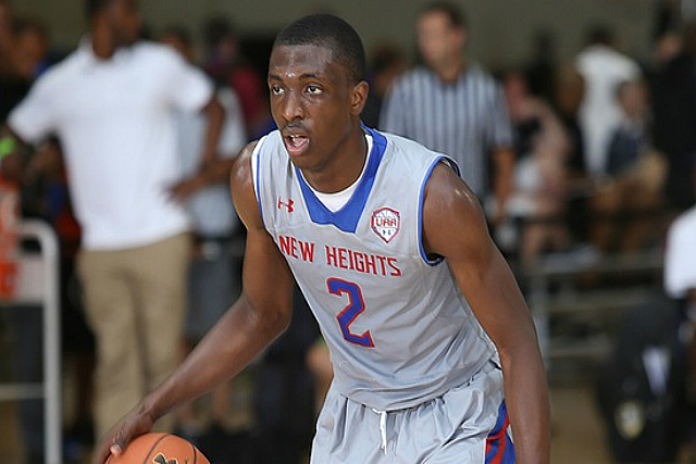 No. 38 Sr SG Keith Williams Commits To Cincinnati