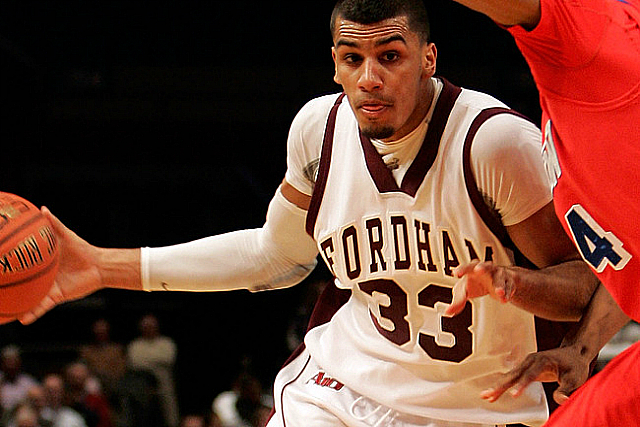 Fordham's Chris Gaston Scores 26 In Puerto Rico