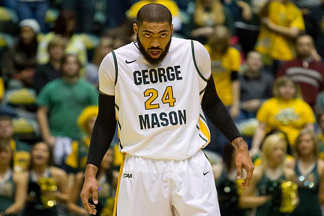 George Mason's Ryan Pearson Scores 27 In France