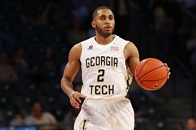 Georgia Tech's Adam Smith Scores 37 In Italy