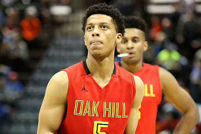 No. 49 Sr Lindell Wigginton Heads Summit World Team