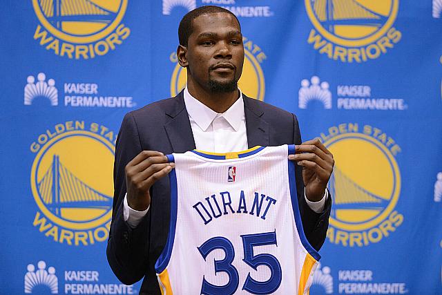 Barkley: Warriors Are Imperfect Despite Durant
