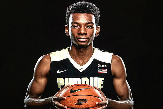 Purdue Gets No. 44 Sr SF Aaron Wheeler