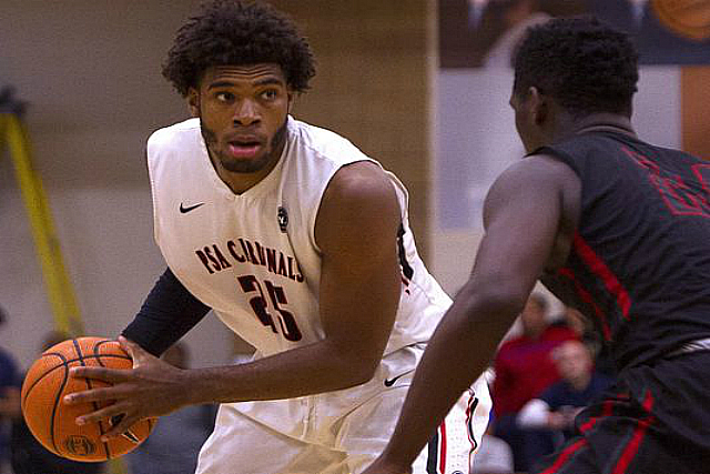 St. Louis Gets No. 24 Sr PF Hasahn French