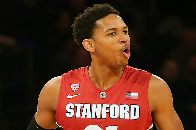 Stanford's Anthony Brown No. 1 D-League Prospect