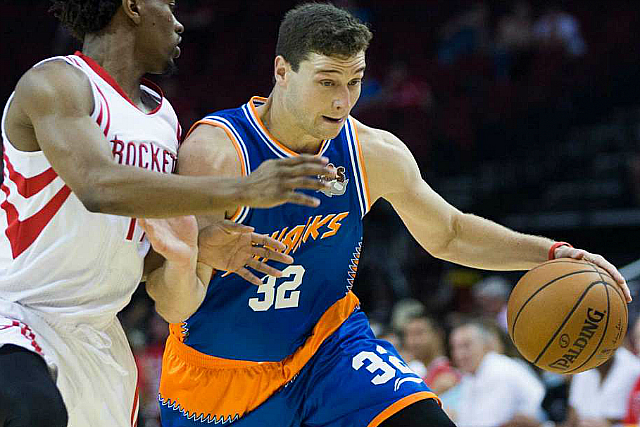 See Fredette Drop 33 For China On Rockets (VIDEO)