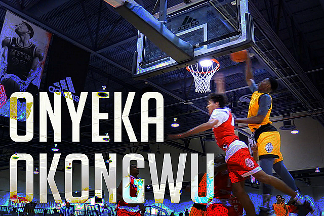 Watch No. 1 Soph Center Onyeka Okongwu (VIDEO)