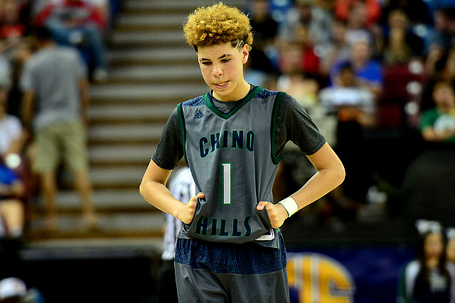 LaMelo Ball Signs With Agent; Won't Go To UCLA