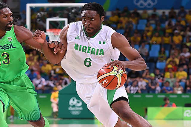 ASU's Ike Diogu Leads Nigeria Into Cup Qualifiers