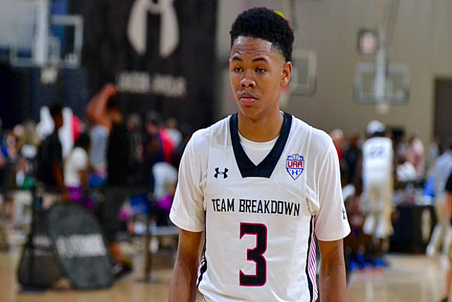 No 8 Sr Anfernee Simons May Go Straight To NBA