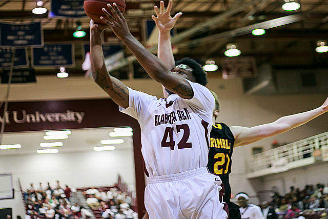 Alabama A&M's McConico SWAC Player Of Week