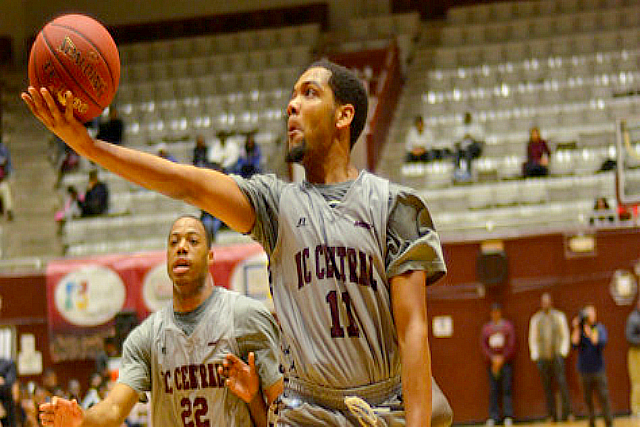 NC Central's Patrick Cole MEAC Player Of The Year